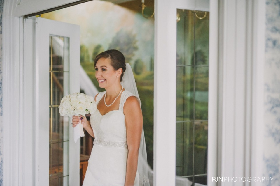 PJN Photography Megan & Brian's The Century House Latham New York Wedding-21