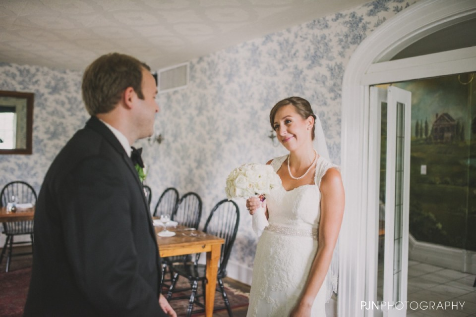 PJN Photography Megan & Brian's The Century House Latham New York Wedding-22