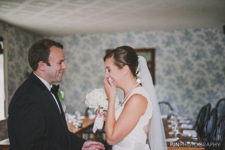 Megan & Brian | Wedding | The Century House, Latham, NY