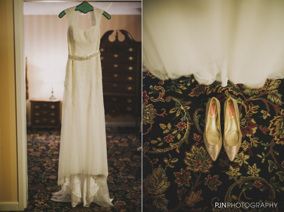 PJN Photography Megan & Brian's The Century House Latham New York Wedding-4