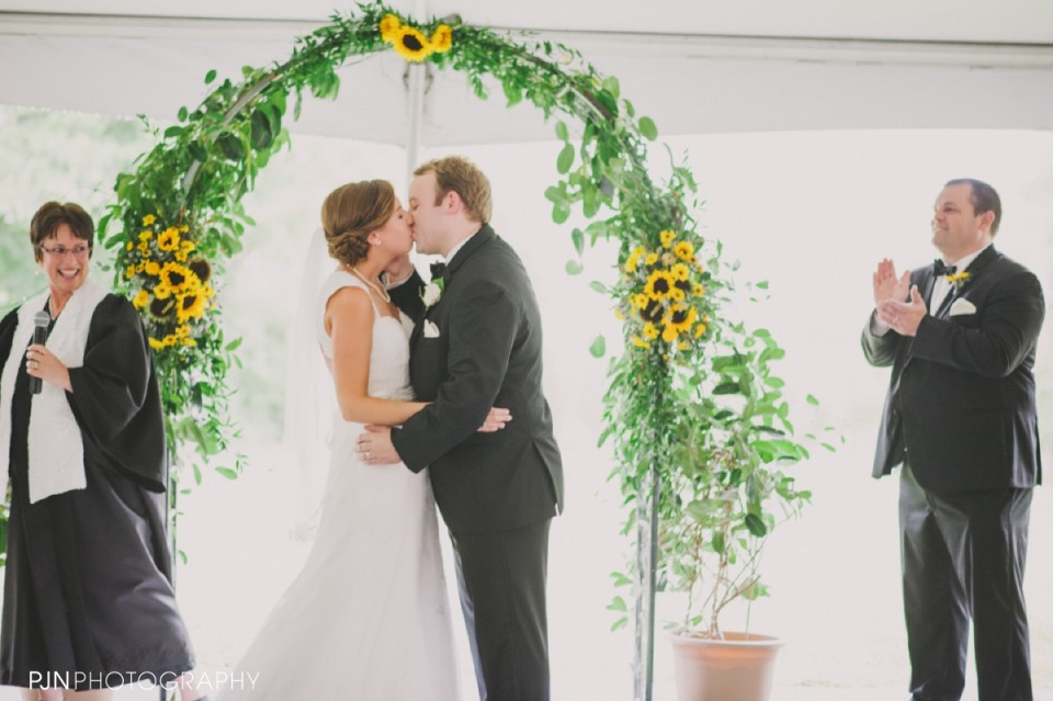 PJN Photography Megan & Brian's The Century House Latham New York Wedding-61