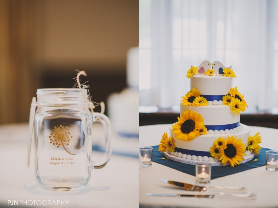 PJN Photography Megan & Brian's The Century House Latham New York Wedding-68