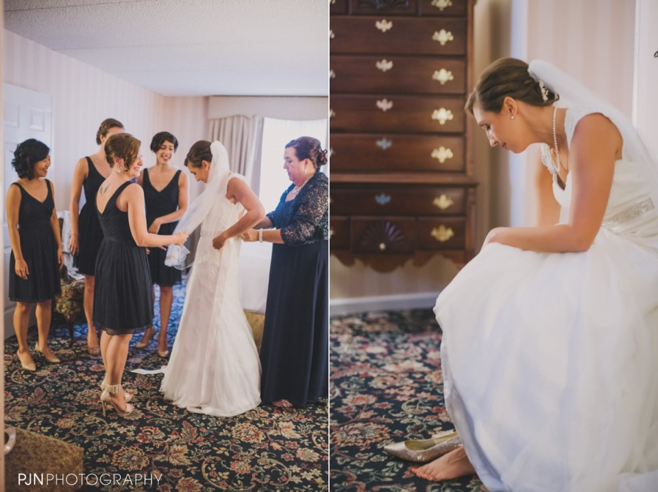 PJN Photography Megan & Brian's The Century House Latham New York Wedding-9