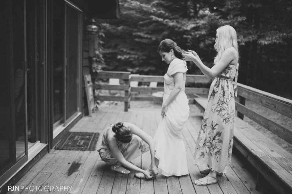 PJN Photography Victoria & Adam's Garnet Hill Lodge North River New York Adirondacks-24