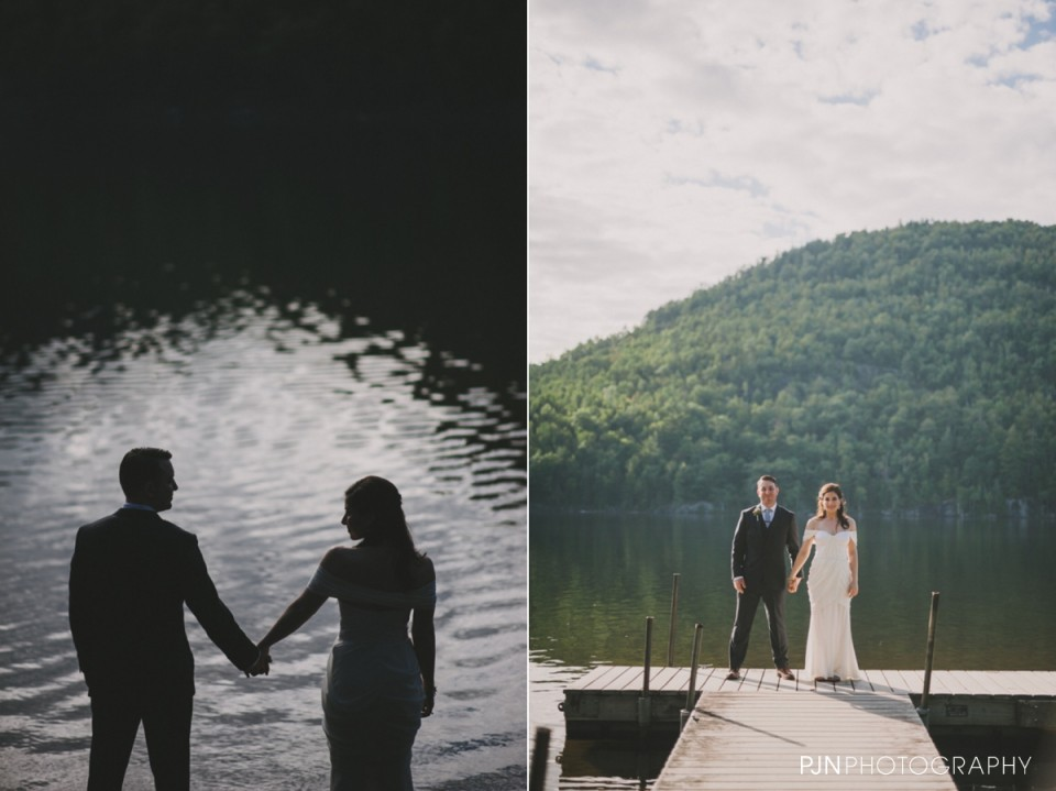 PJN Photography Victoria & Adam's Garnet Hill Lodge North River New York Adirondacks-81