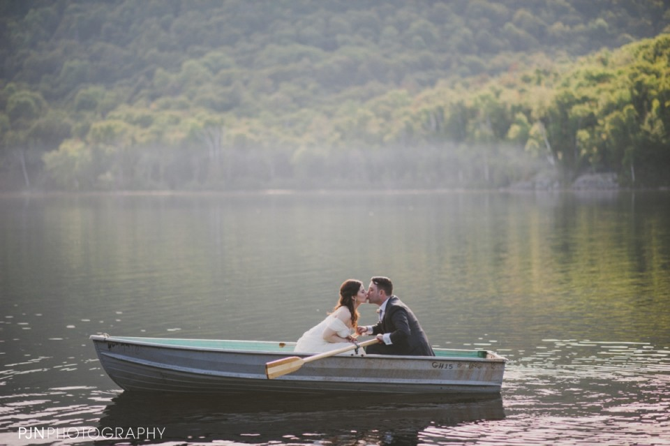 PJN Photography Victoria & Adam's Garnet Hill Lodge North River New York Adirondacks-86