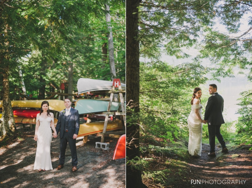 PJN Photography Victoria & Adam's Garnet Hill Lodge North River New York Adirondacks-91