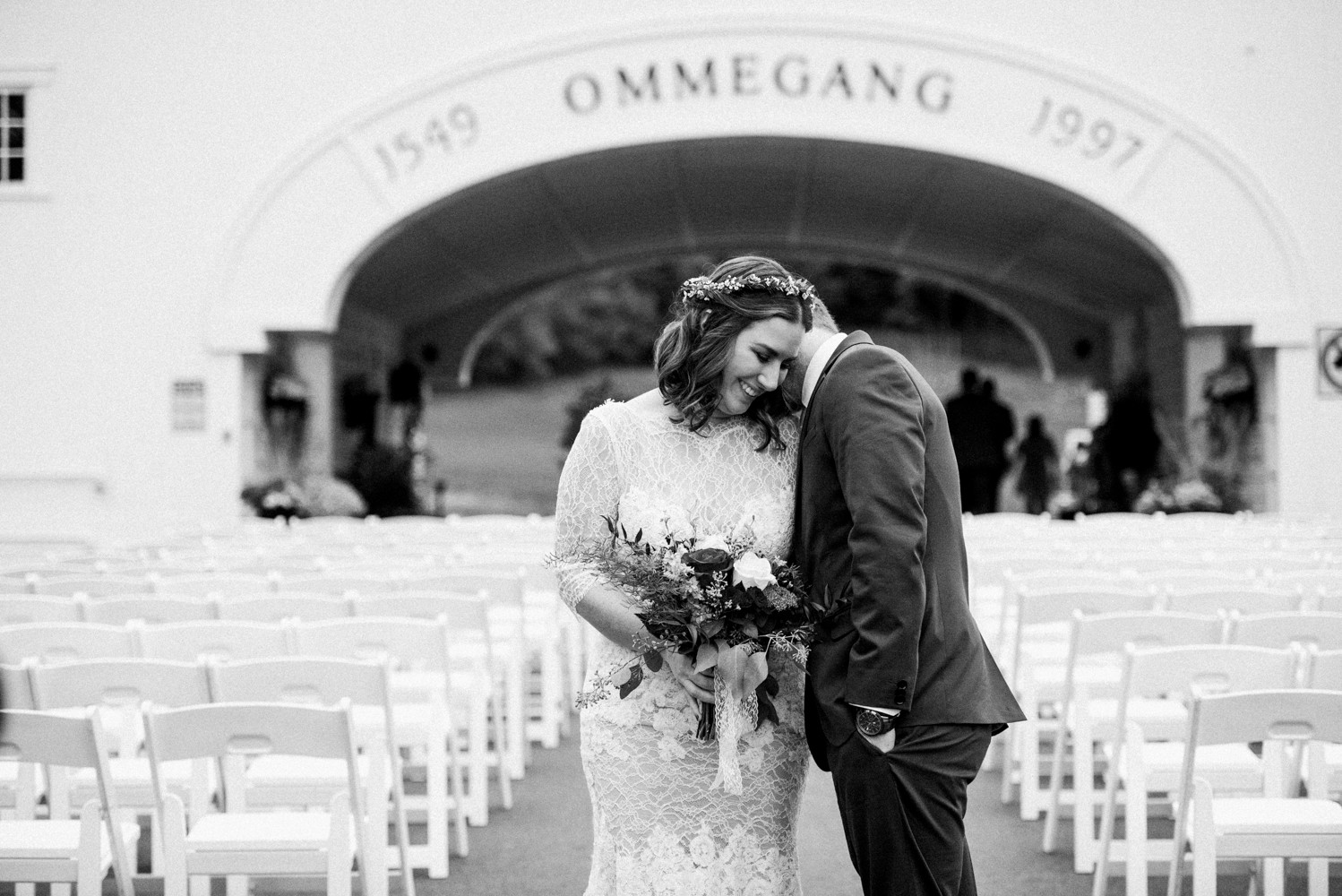 brewery ommegang wedding cooperstown new york pjn